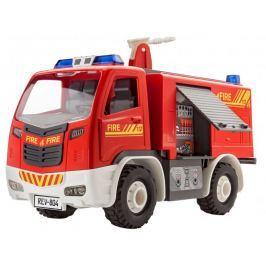 REVELL Wóz strażacki Model do składania Junior Kit 00884