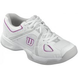 Wilson buty tenisowe Nvision Envy W White/Grey/Pink 41.3