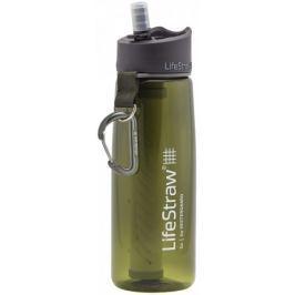 LifeStraw butelka z filtrem GO 2-Stage Green