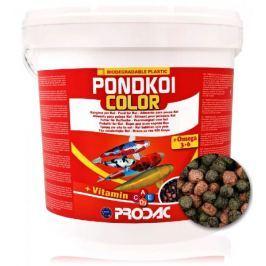 Prodac pokarm dla zimnowodnych ryb ozdobnych Pondkoi Color 3,5 kg