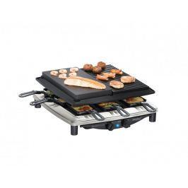 Steba grill elektryczny RC 4 Plus Deluxe Chrome