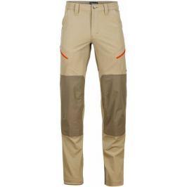 Marmot spodnie softshellowe Limantour Pant Desert Khaki/Cavern 30