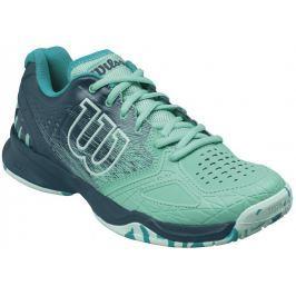 Wilson buty tenisowe Kaos Comp W Electric Green/Reflecting/Aruba Blue 37.7