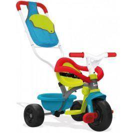 Smoby Rowerek Trójkołowy Be Move Comfort zielono-niebieski