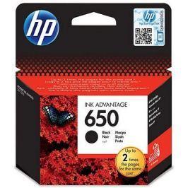 HP tusz oryginalny 650 - Czarny (CZ101AE)