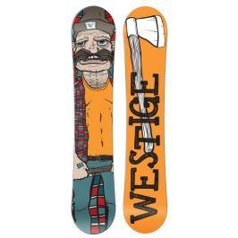 Westige deska snowboardowa Lumber Jack 158