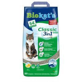 Gimpet żwirek dla kota Biocat's Classic fresh 20l