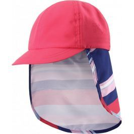 Reima czapka z daszkiem Alytos raspberry red 54