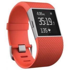 Fitbit opaska fitness Surge, mały, pomarańćzowy