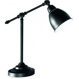 Ideal Lux Lampa biurkowa Newton, czarny