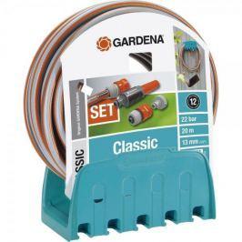 Gardena mocowanie ścienne + wąż ogrodowy (18005)