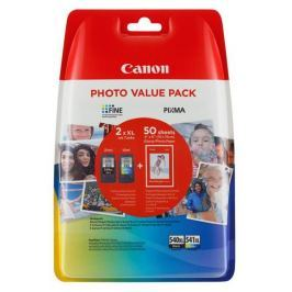 Canon PG-540XL / CL-541XL + 50x GP-501 (5222B013)