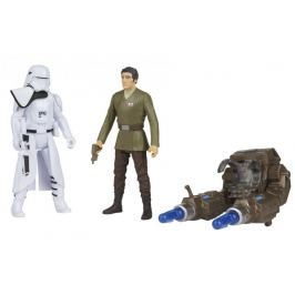Star Wars E7 zestaw figurek – 2ND HB officer a Blue SQ leader