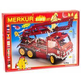 Merkur Modele RC Kit,  FIRE Zestaw 20 modeli 708 szt