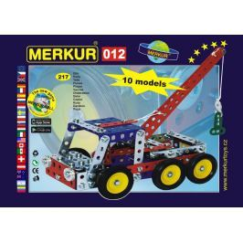 Merkur Modele RC Kit, 012 laweta 10 model