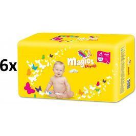 Magics Pieluchy Easysoft Maxi (7-18 kg) Megapack - 288 szt.