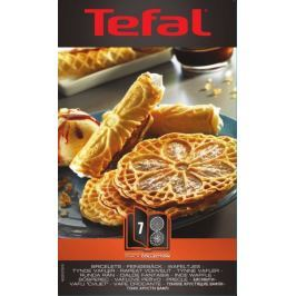 Tefal wymienne płytki XA 8007 ACC Snack Collection Bricelets Box