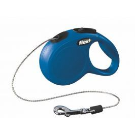 Flexi smycz New Classic, XS, 3m/8kg - niebieska