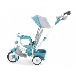 Little Tikes Trójkołowy rowerek 4w1 Perfect Fit, turkusowy