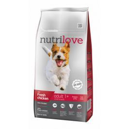 Nutrilove sucha karma dla psa Dog Adult Fresh Chicken 8kg