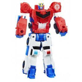 Transformers RID Strongarm i Optimus Prime
