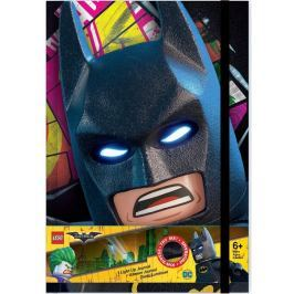 LEGO Batman Movie dziennik - Batman LED