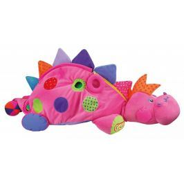 K´s Kids Różowy dinozaur z piłkami
