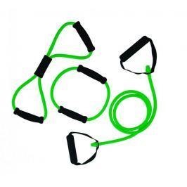 Tunturi Tubing Set with Grip Medium Green