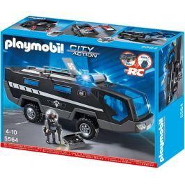 Playmobil Pojazd jednostki specjalnej ze światłem i dźwiękiem 5564