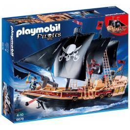 Playmobil 6678 Piracki statek bojowy