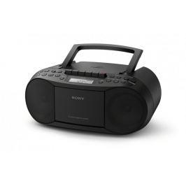 SONY radioodtwarzacz: CFD-S70, czarny