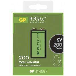 GP bateria ReCyko+ 9V 200mAh, 1 szt
