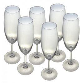TORO Kieliszki do szampana Lara 220 ml, 6 szt.