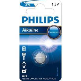 Philips bateria LR44 1 szt Alkaline (A76/01B)
