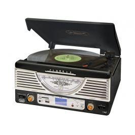 Trevi gramofon TT 1062E, czarny