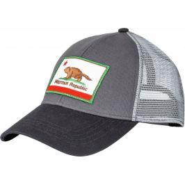 Marmot czapka z daszkiem Republic Trucker Slate Grey