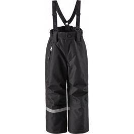 Lassie Spodnie dziecięce Lassietec Pants Black 110