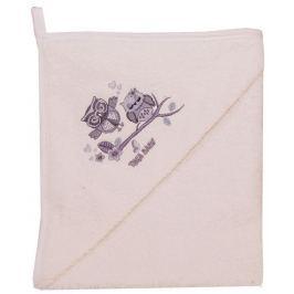 COSING Ręcznik TEGA 100 x 100 cm, biała sowa