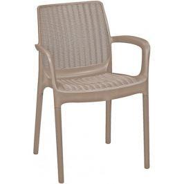KETER krzesło ogrodowe BALI MONO 6 szt
