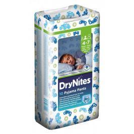 Huggies Pieluchy Dry Nites Medium - Boys 10 szt