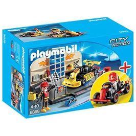 Playmobil Warsztat gokartowy 6869