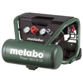 Metabo Bezolejowa sprężarka Power 180-5 W OF (601531000)