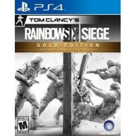 Ubisoft gra Rainbow Six Siege Gold PL (PS4)