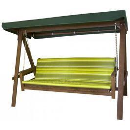 Rojaplast huśtawka ADELAIDA, zielona