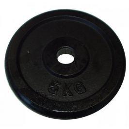Acra ciężarek 5kg Black