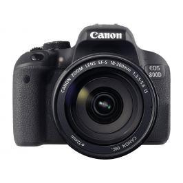Canon lustrzanka cyfrowa EOS 800D + 18-200 IS
