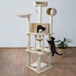 Trixie miejsce odpoczynku i zabaw dla kota Montilla 212 cm - beżowe