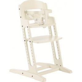 BabyDan Krzesełko do karmienia Dan Chair New, White