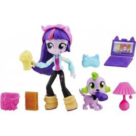 My Little Pony Equestria Girls Minis Piżamowe party Twilight Sparkle B6359