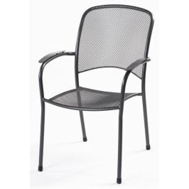 RIWALL krzesło ogrodowe Carlo dark gray